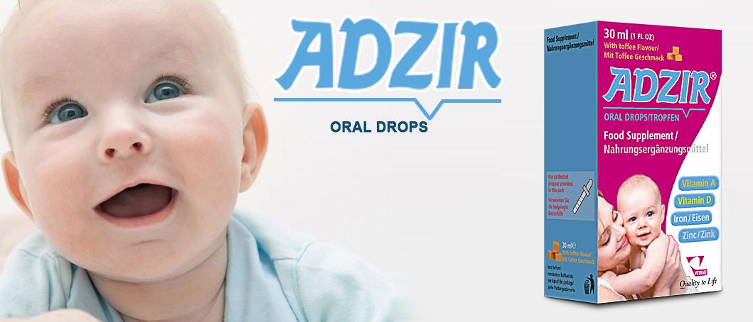 Vitane ADZIR Drops