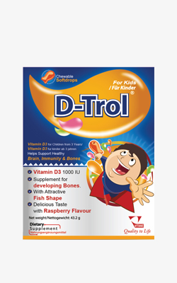 D-TROL SOFTGELS