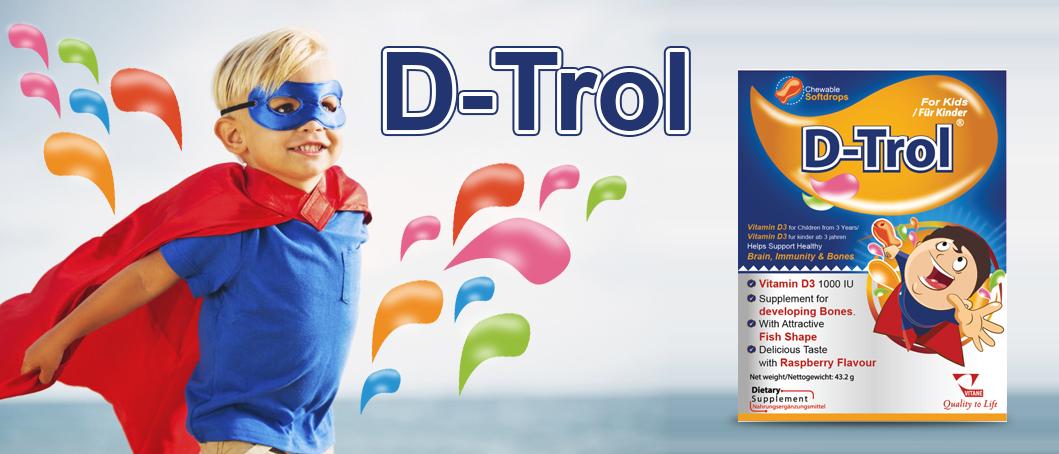 D-trol softdrops