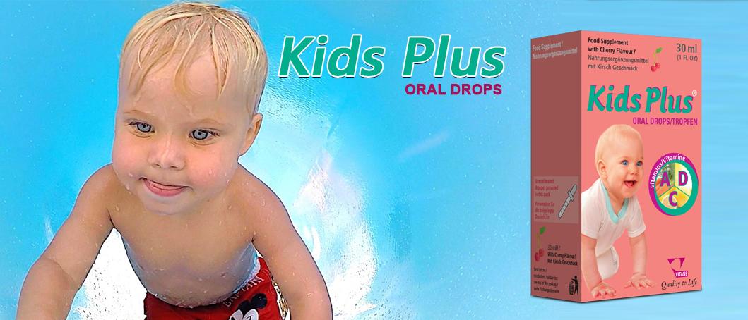 KidsPlus Drops