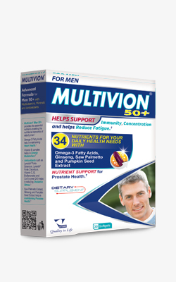 VitanePharma Multivion Men 50+