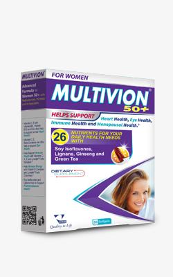 Multivion Women 50+