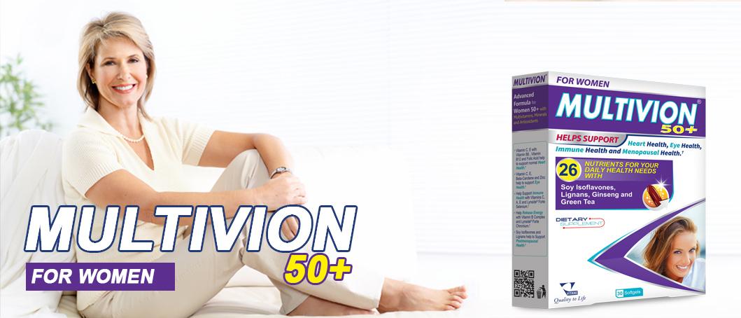 Multivion Women50+