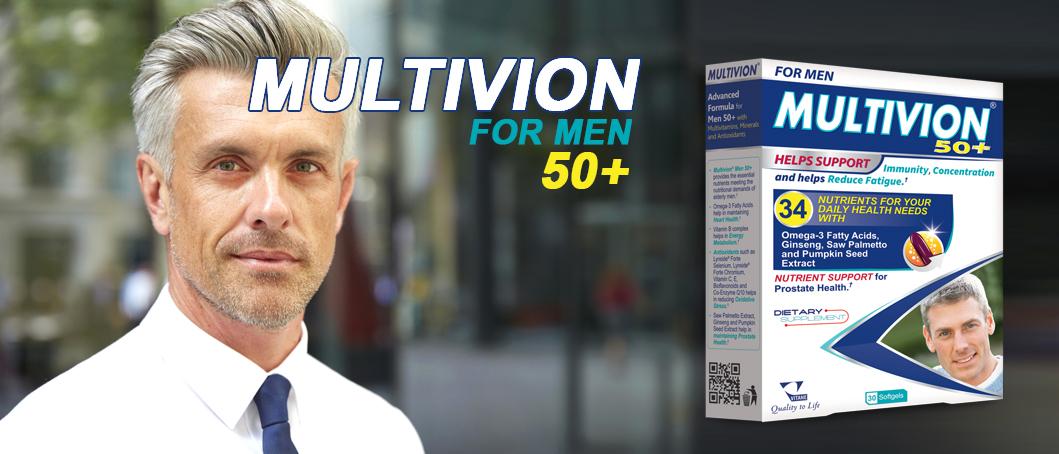 Multivion men 50+