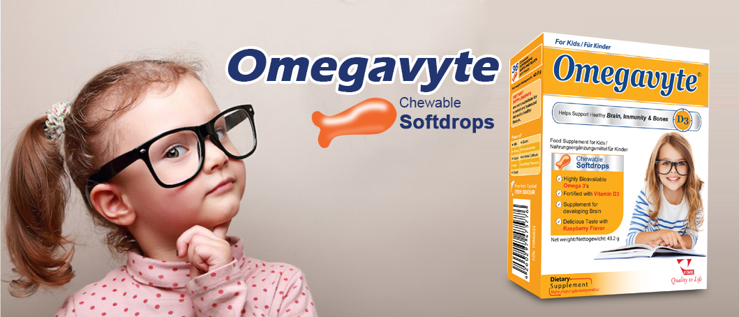 Omegavyte softdrops