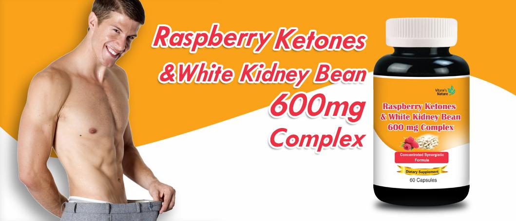 Raspberry Ketones 600mg