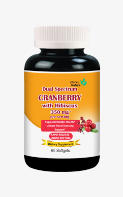 Cranberry with Hibiscus