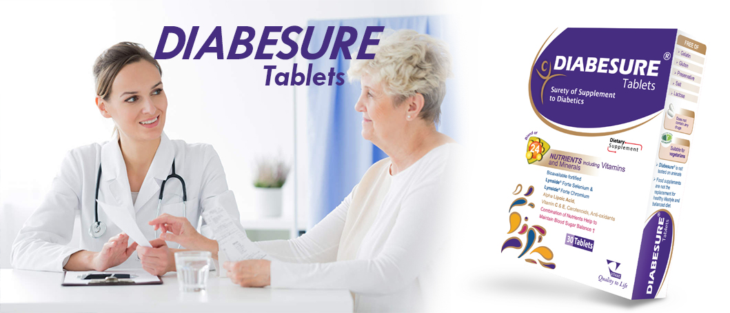 Diabesure Tablets