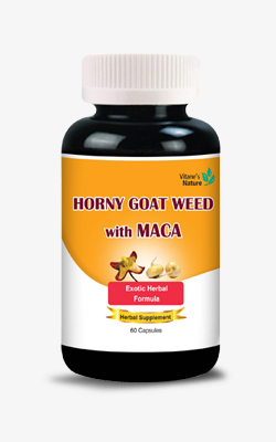 Horney goatHorny Goat Weed with Maca