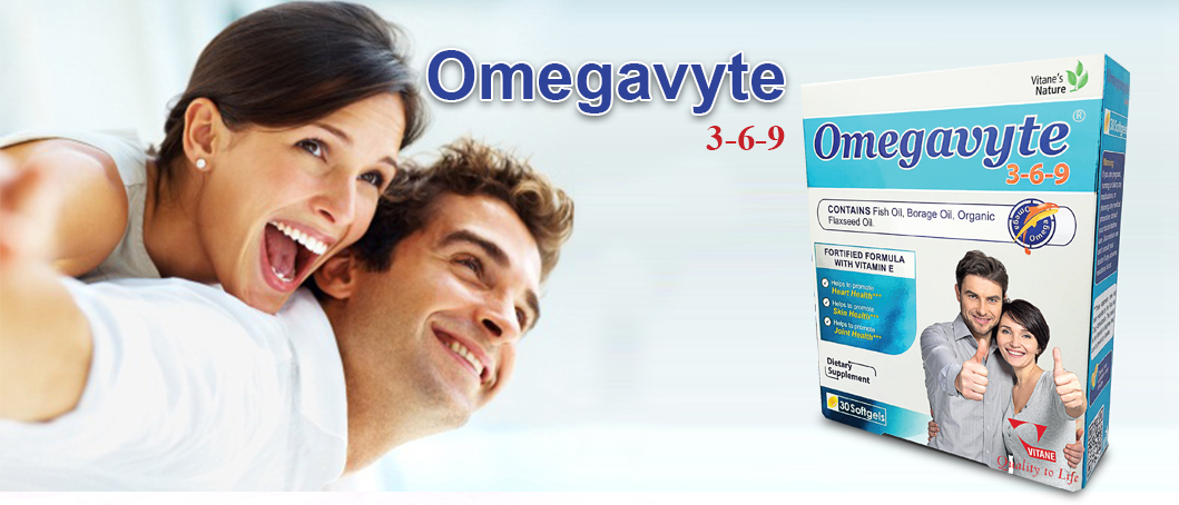 Omegavyte 3-6-9