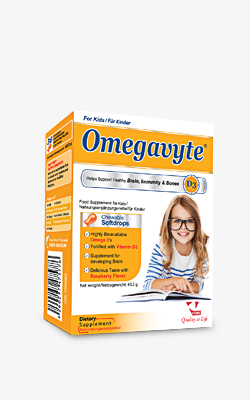 Omegavyte soft drops