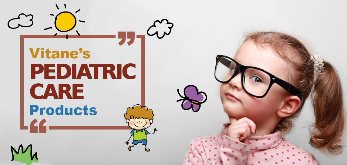 Vitane's Pediatric Care-Banner
