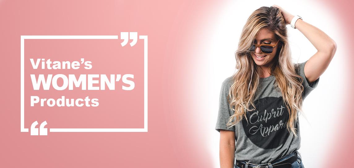 Vitane's Women HealthCare-Banner