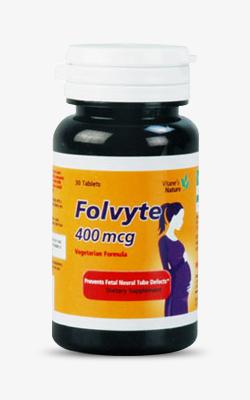 Folvyte-tablets